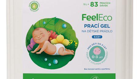 FEEL ECO Prací gel na dětské prádlo 5l
