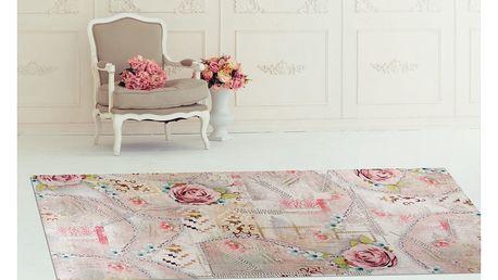 Odolný koberec Vitaus Regina,80x140cm