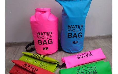 Vodotěsný vodácký vak Water bag