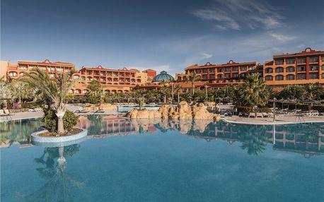 Kanárské ostrovy - Fuerteventura na 8 dní, plná penze, polopenze nebo snídaně s dopravou letecky z Prahy