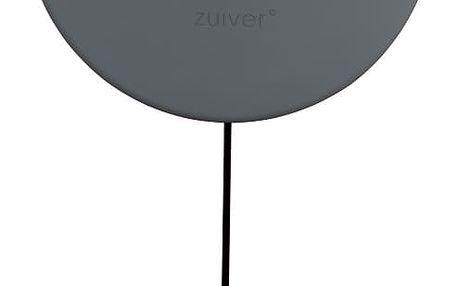Šedé nástěnné hodiny Zuiver Minimal