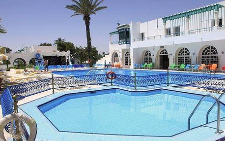 Tunisko - Monastir na 8 až 12 dní, all inclusive s dopravou letecky z Prahy nebo Brna
