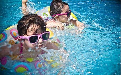 Zábava s rodinou v lázních Turčianské Teplice také i s Aquaparkem. Dítě do 15 let ZDARMA!