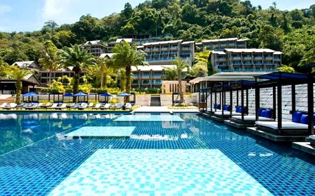 Thajsko - Phuket na 6 až 11 dní, polopenze nebo snídaně s dopravou letecky z Prahy
