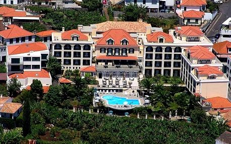 Madeira - Funchal na 6 dní, plná penze nebo polopenze s dopravou letecky z Prahy