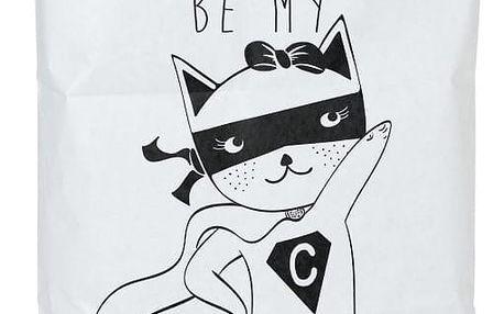 Organizér z recyklovaného papíru Tanuki Be My Hero