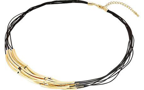 Dámský náhrdelník zlaté barvy Tassioni Africa