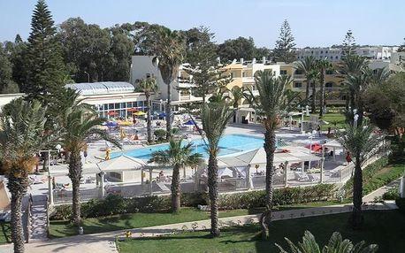 Tunisko - Port El Kantaoui na 8 dní, all inclusive s dopravou letecky z Brna