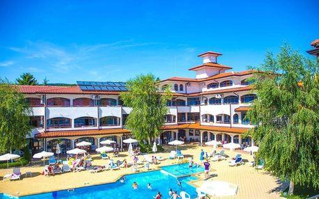 Bulharsko - Slunečné Pobřeží na 8 dní, all inclusive s dopravou letecky z Prahy