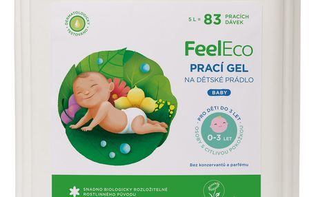 FEEL ECO PRACÍ GEL BABY 5L