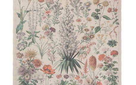 Nástěnná dekorace Clayre&Eef Hannah, 55x75cm
