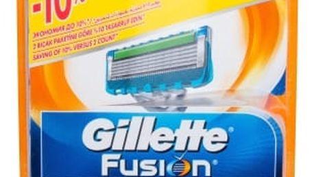 Gillette Fusion Proglide Power 4 ks náhradní břit pro muže