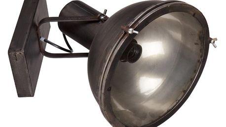 Šedé nástěnné svítidlo De Eekhoorn Spotlight