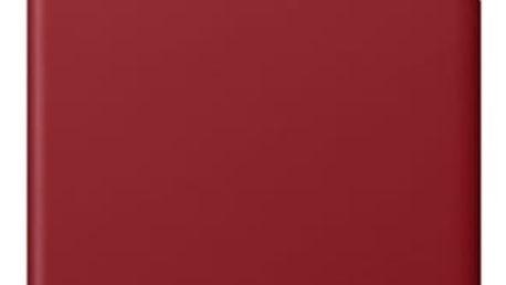Kryt na mobil Apple Leather Case pro iPhone 8 Plus / 7 Plus (PRODUCT)RED červený (MQHN2ZM/A)