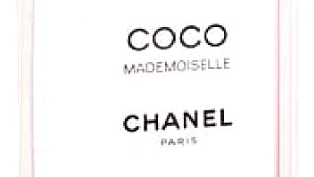 Chanel Coco Mademoiselle 200 ml parfémovaný olej W