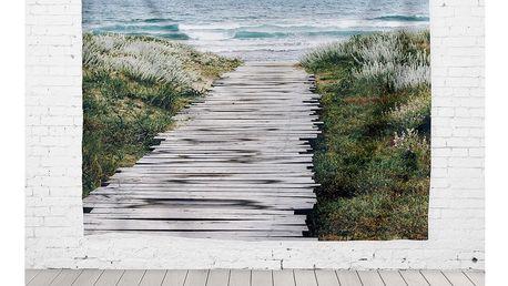 Tapisérie Really Nice Things Beach Way, 140 cm x 140 cm