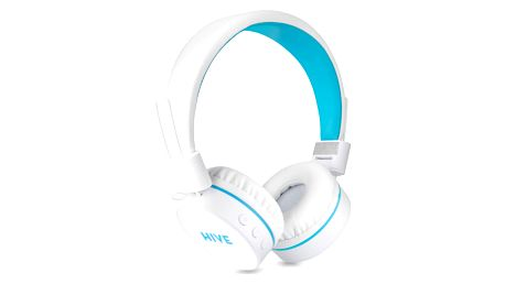 Sluchátka Niceboy HIVE bílá + dárky (Hive-wh)