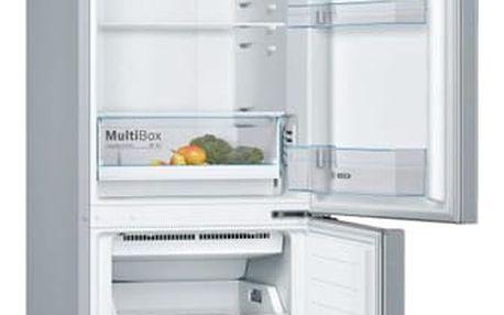 Chladnička s mrazničkou Bosch KGN36NL30 Inoxlook
