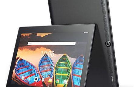 Dotykový tablet Lenovo TAB3 10 Plus (ZA0X0048CZ) černý Software F-Secure SAFE, 3 zařízení / 6 měsíců v hodnotě 979 Kč