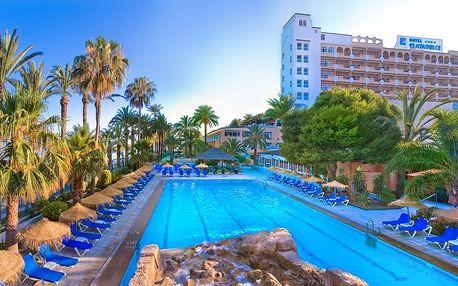 Španělsko - Costa de Almeria na 15 dní, all inclusive, polopenze nebo snídaně s dopravou letecky z Prahy