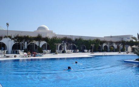 Tunisko - Djerba na 11 až 15 dní, all inclusive s dopravou letecky z Prahy