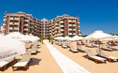 Bulharsko - Slunečné Pobřeží na 8 dní, all inclusive s dopravou letecky z Brna