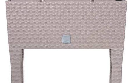 Prosperplast Rato case high 80 x 33 x 65 cm moka