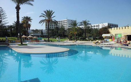 Tunisko - Sousse na 12 dní, all inclusive s dopravou letecky z Prahy