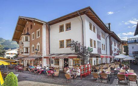 Rakousko - Kaprun / Zell am See na 6 až 8 dní, snídaně s dopravou vlastní
