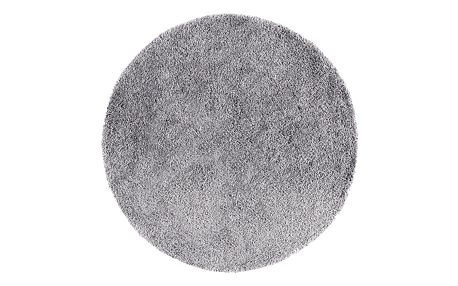 Šedohnědý koberec MOMA Aqua, Ø100cm