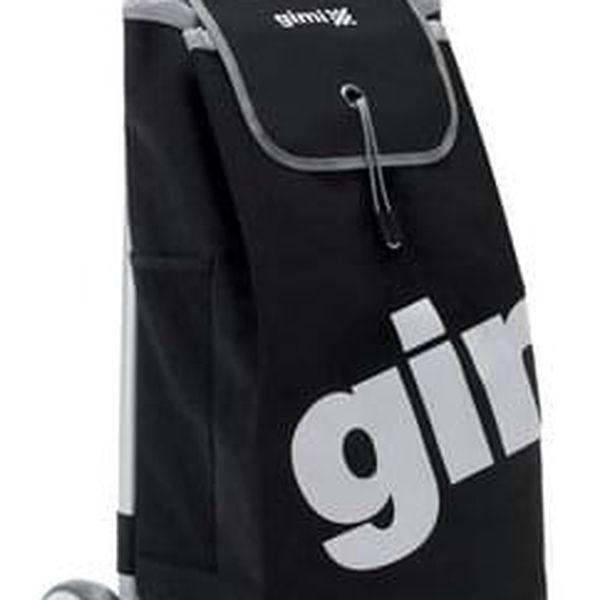 Gimi Galaxy nákupní taška na kolečkách, černá