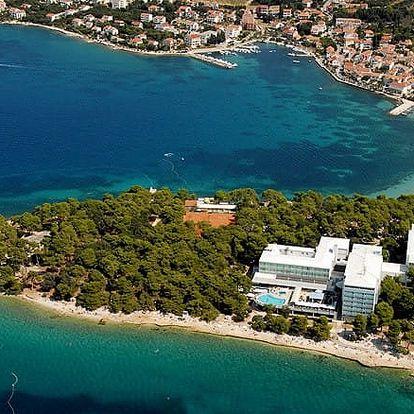 Chorvatsko - Zadar na 8 až 10 dní, polopenze s dopravou autobusem nebo vlastní