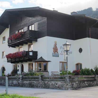 Rakousko, Tyrolsko: Pension Appartments Christoph