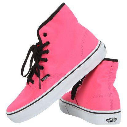 Dámská obuv Vans Authentic Hi