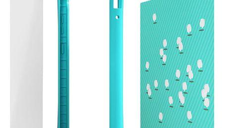 Pouzdro na tablet Lenovo Kids Case pro TAB4 10 modré (ZG38C01715)