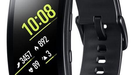 Fitness náramek Samsung Gear Fit2 Pro vel. L černý (SM-R365NZKAXEZ)