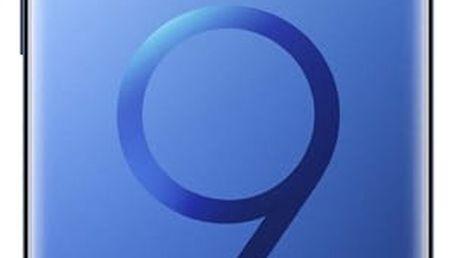 Mobilní telefon Samsung Galaxy S9+ (G965F) modrý + dárek (SM-G965FZBDXEZ)