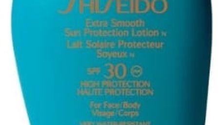 Shiseido Extra Smooth Sun Protection SPF30 100 ml opalovací přípravek na tělo pro ženy