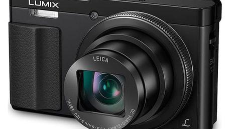 Digitální fotoaparát Panasonic Lumix DMC-TZ70EP-K černý
