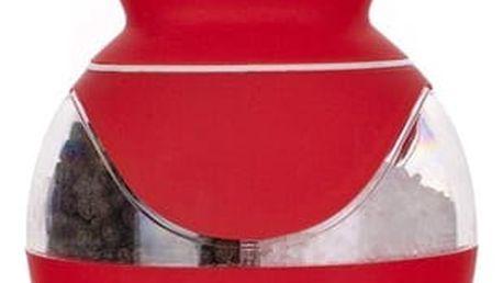 BANQUET Mlýnek 2v1 mechanický Culinaria Red 28TG001R