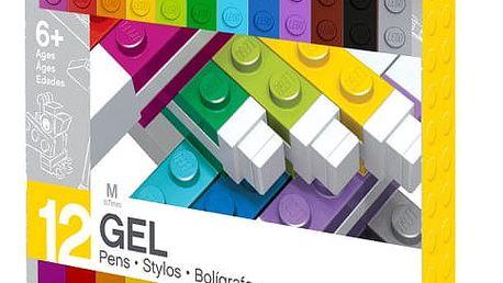 Sada 12 gelových per LEGO®