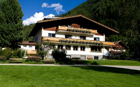 Rakousko, Tyrolsko: Ferienhaus Alpina