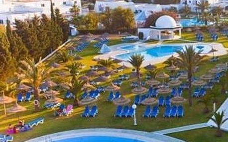 Tunisko - Hammamet na 12 až 15 dní, all inclusive s dopravou letecky z Brna