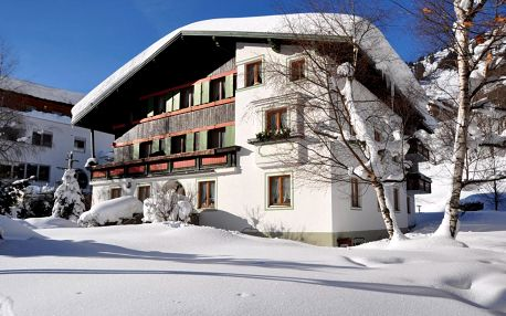 Rakousko, Tyrolsko: Haus Gamberg