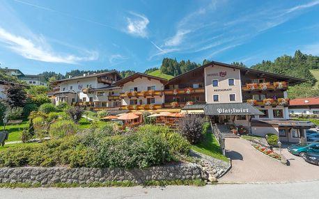 Rakousko, Tyrolsko: Hotel Platzl