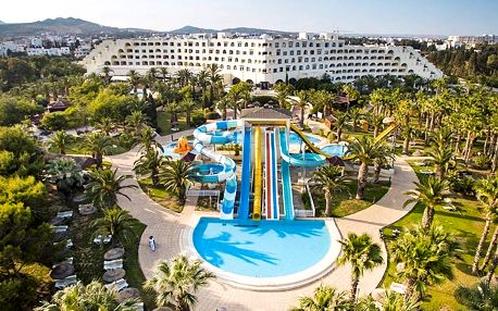Tunisko - Hammamet na 8 dní, all inclusive s dopravou letecky z Brna