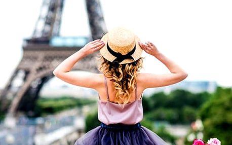 Zájezd do Paříže a Disneylandu - Eiffelova věž, mořský svět i ZOO se snídaní. Zájezd pro jednoho.
