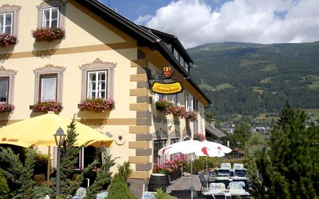 Rakousko, Salcbursko: Hotel-Landgasthof Stranachwirt