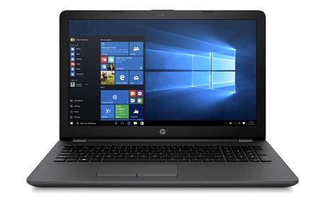 Notebook HP 250 G6 černý + dárky (3QL55ES#BCM)