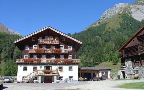 Rakousko, Tyrolsko: Landhaus Taurer